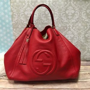 Gucci soho hobo XL